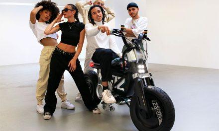 Fotos BMW Motorrad Concept CE 02