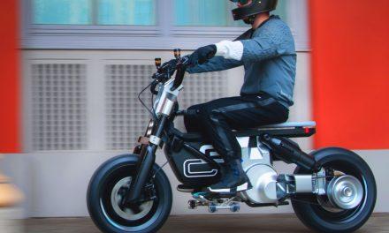 MOTOS 2022: CONCEPT CE 02 MOVILIDAD ELÉCTRICA URBANA SEGÚN BMW MOTORRAD