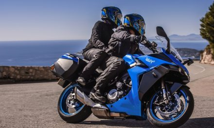 FOTOS Suzuki GSX-S1000GT 2021  MotorADN